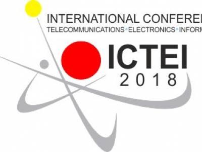 "VI-я Международная конференция ""Телекоммуникации, электроника и информатика"""