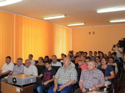 Физико-математический факультет принимал участие в информационном часе
