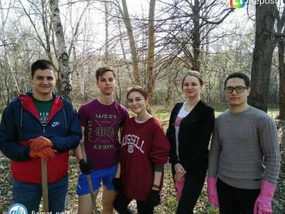 Физико-математический факультет принял участие в экологической акции